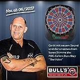 Bulls Flash Russ Bray Sound – elektronische Dartscheibe - 2