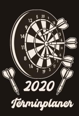 Darts TErminplaner 2020